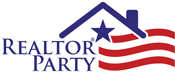REALTOR Party logo